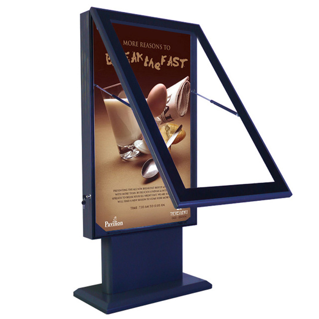 outdoor scrolling display manufacturer in delh